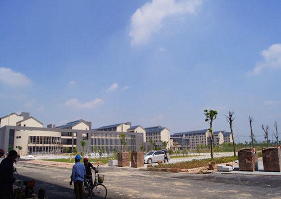 东莞横沥职教城高低压配电工程选择紫光电气