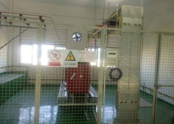 紫光电气承接东莞和富塑胶电力工程安装
