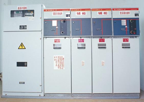 东莞万江区大洲电子高低压配电工程施工选择广东紫光电气