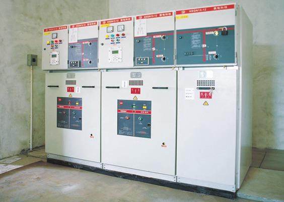 桥头镇中福州实业变配电安装工程顺利竣工通电