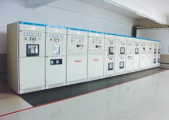 茶山华美食品增容1000变压器配电工程