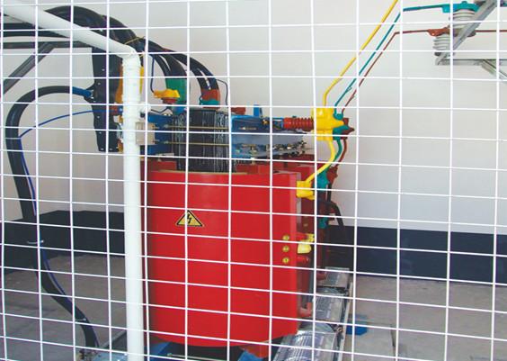 东莞茶山配电工程-超朗上围新装一台800kva变压器