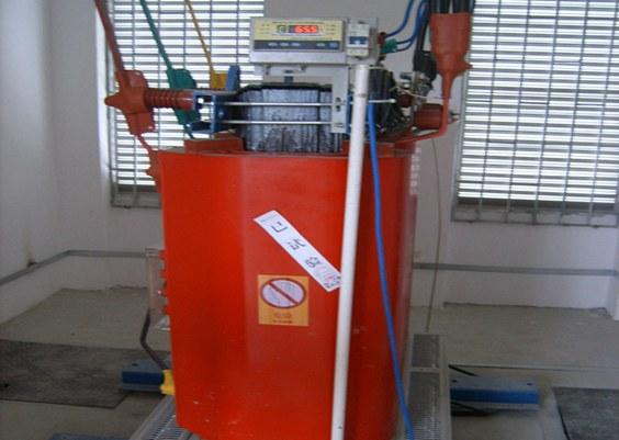 东莞茶山配电工程-增步卢屋新装干式变压器项目