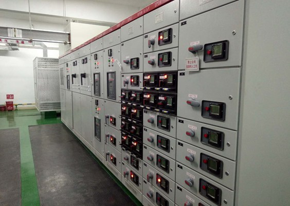 紫光承装寮步配电工程-波顿香料电缆敷设工程