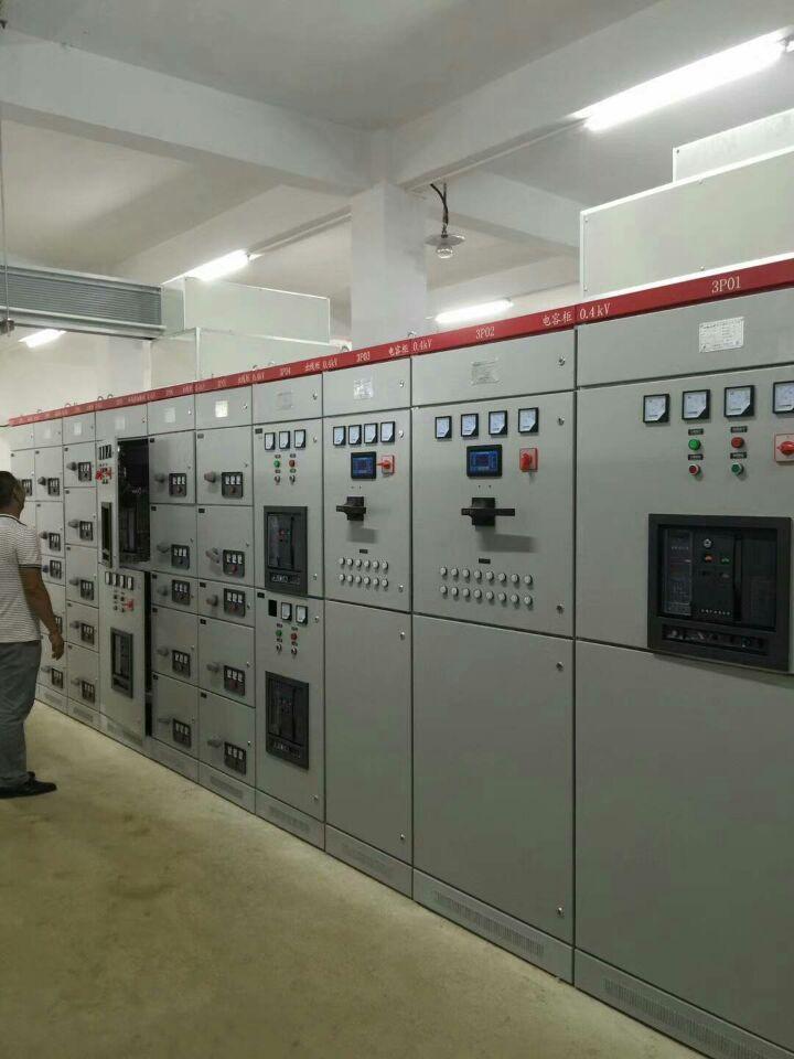 紫光电气承装东莞桥头3台变压器及配套线路设备安装