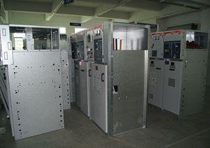 广东紫光电气成套车间2楼2