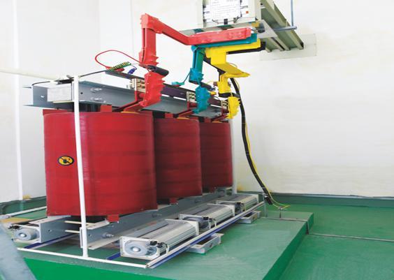 东莞桥头变压器安装工程-溢沣包装新装一台315变压器