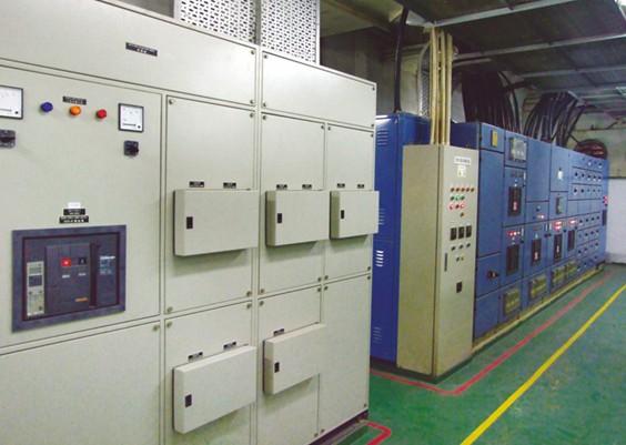 东莞寮步变压器安装-美尔顿车业新装一台630变压器安装工程