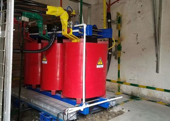 东莞茶山变压器增容-利明轩食品增容630变压器安装工程