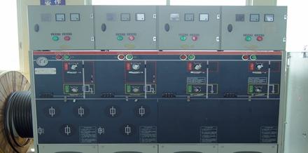 充气柜控制室
