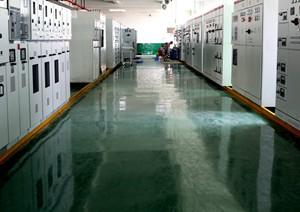 广东紫光电气成套车间3楼6