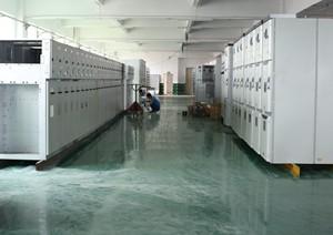 广东紫光电气成套车间3楼4