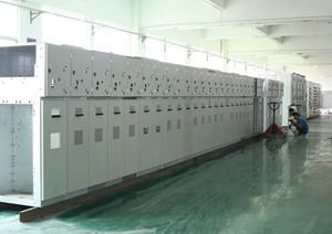 广东紫光电气成套车间3楼3