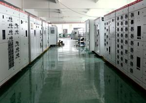 广东紫光电气成套车间3楼1